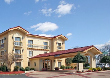 QUALITY INN & SUITES CHARLOTTE AIRPORT (CLT)
