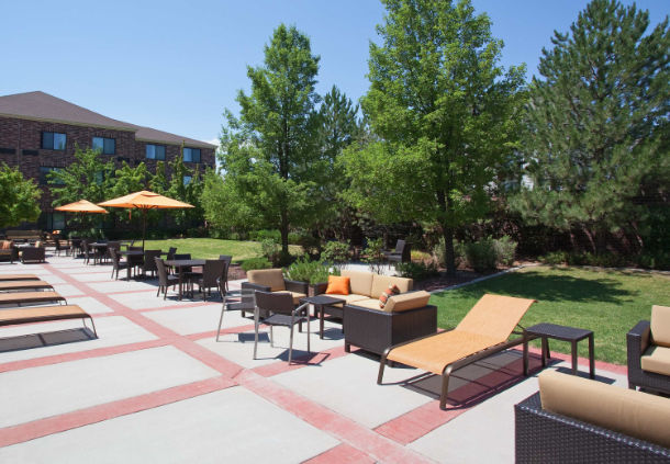 COURTYARD BY MARRIOTT SALT LAKE CITY AIRPORT (SLC)